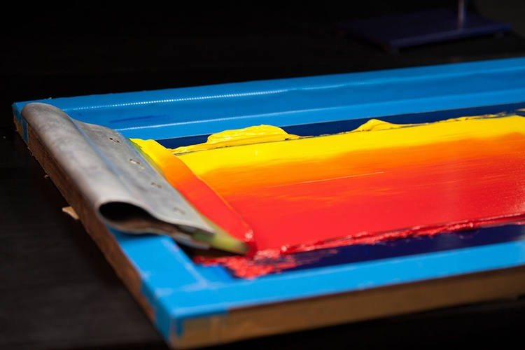 Been on a screen printing workshop? What next?