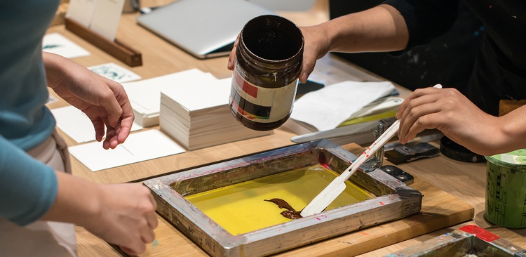 Screen Printing Artists for Design Inspiration
